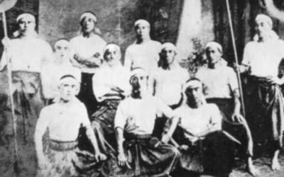 EL KARATE-GI, la ropa para la práctica del Karate